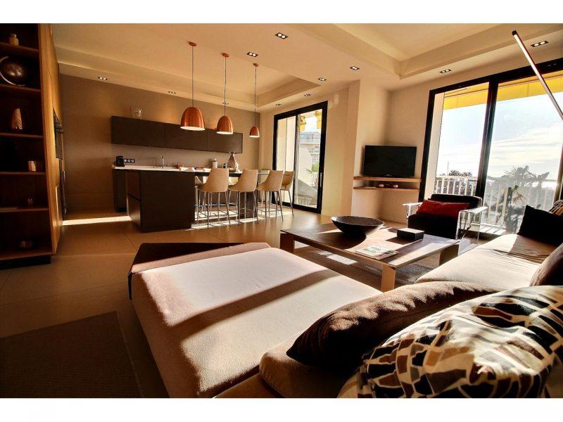 5 rumslägenhet till salu i Cannes!