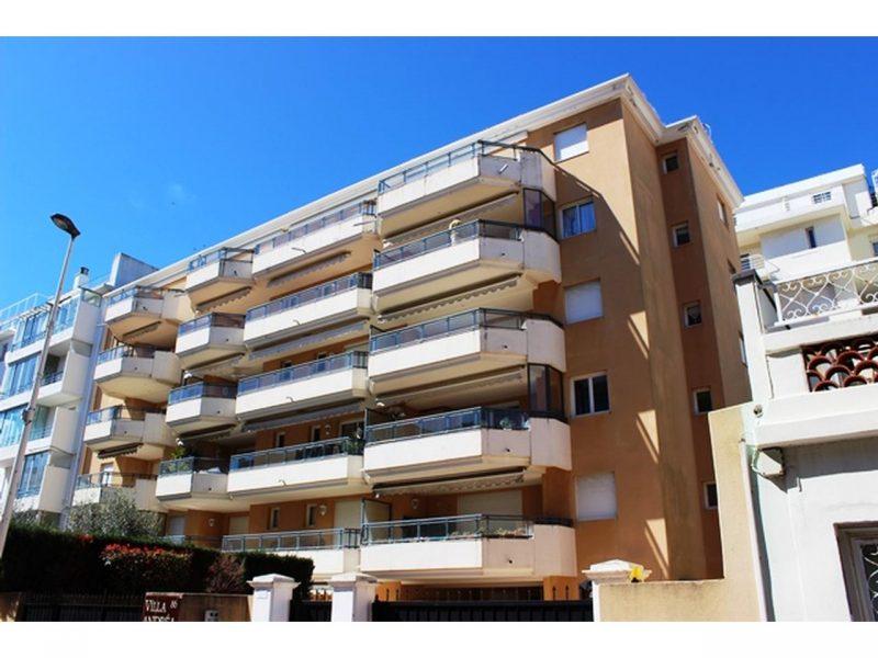 3-rumslägenhet i Cannes Palm Beach till salu
