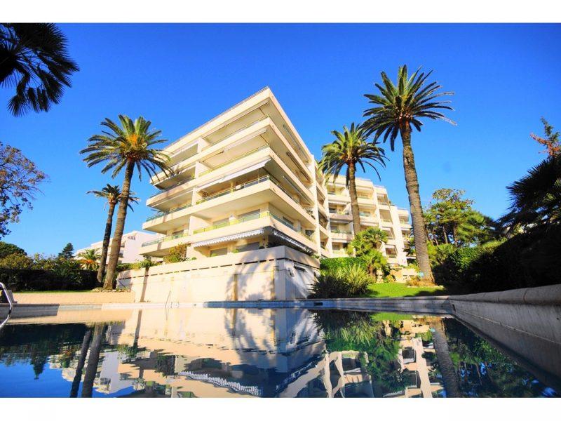 Cannes Palm Beach lägenhet till salu 71 m² swimmingpool