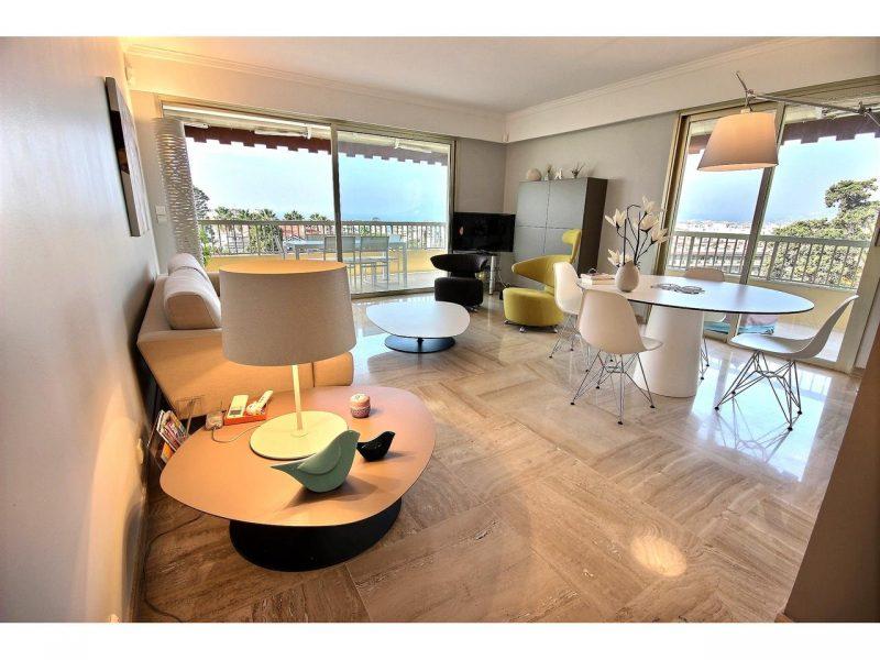 Lägenhet till salu i Cannes Basse Californie