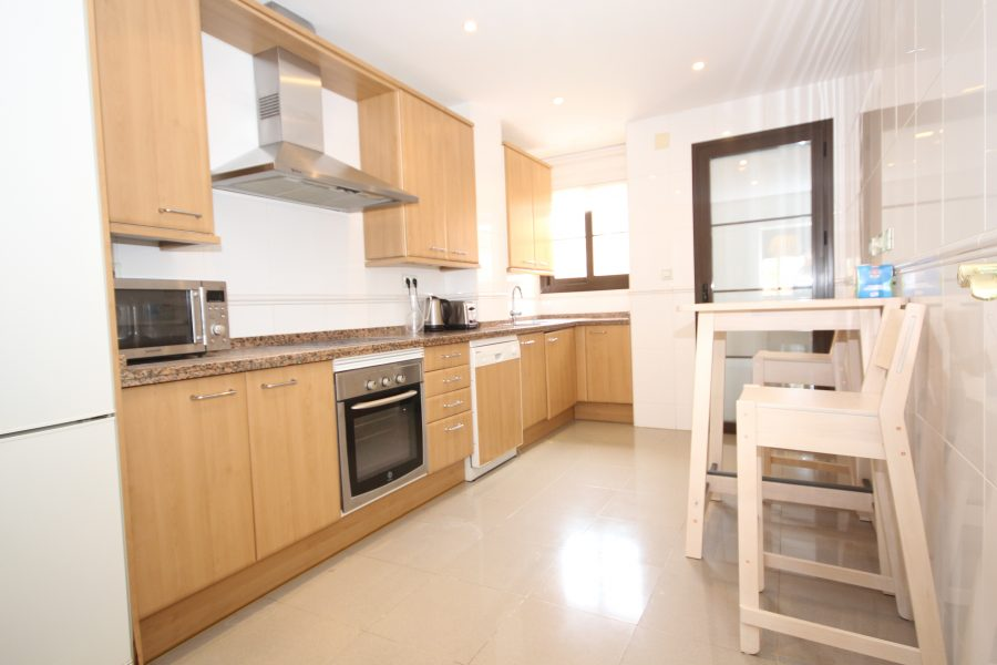 PERFECT HOLIDAY APARTMENT 100 METERS FROM THE BEACH