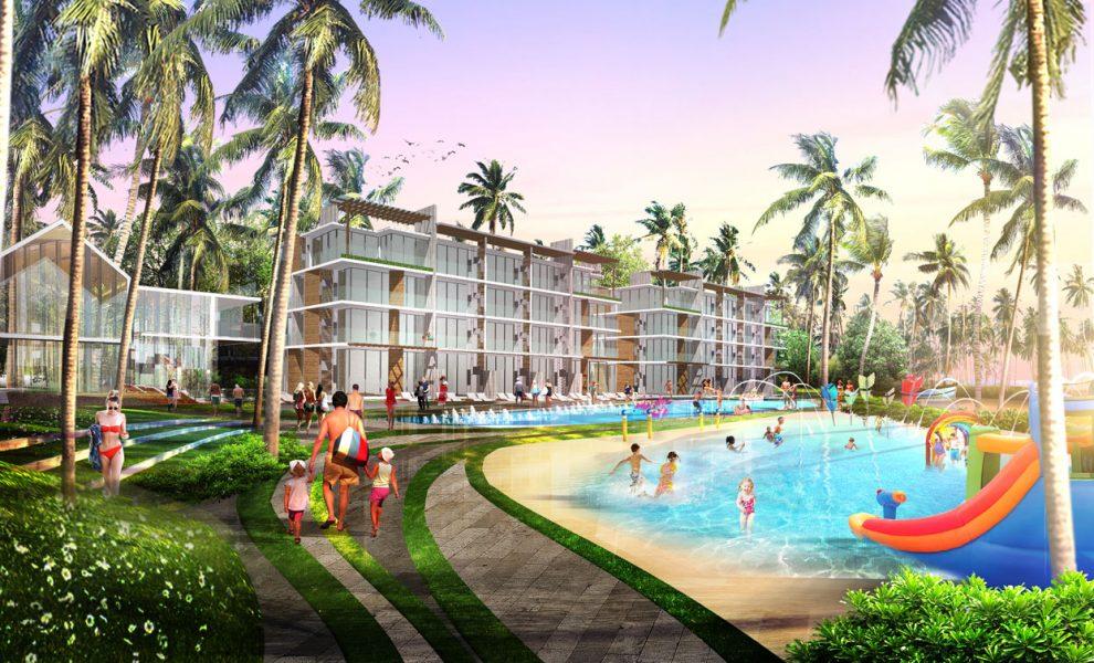 Exclusive Marina Lifestyle Living, beach front Condominium,