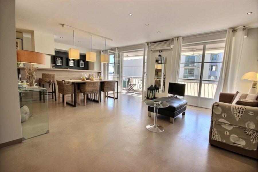 Lägenhet till salu i Cannes Palm Beach 71 m² | Cannes, Palm
