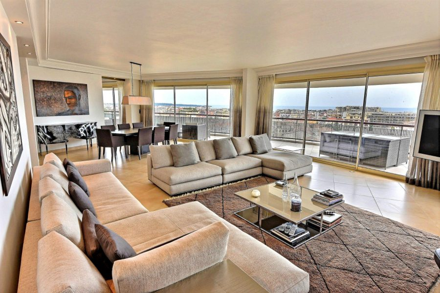 Magnefik Lägenhet i Cannes