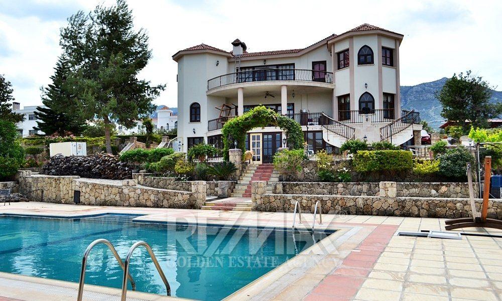 Detached villa in Ozankoy