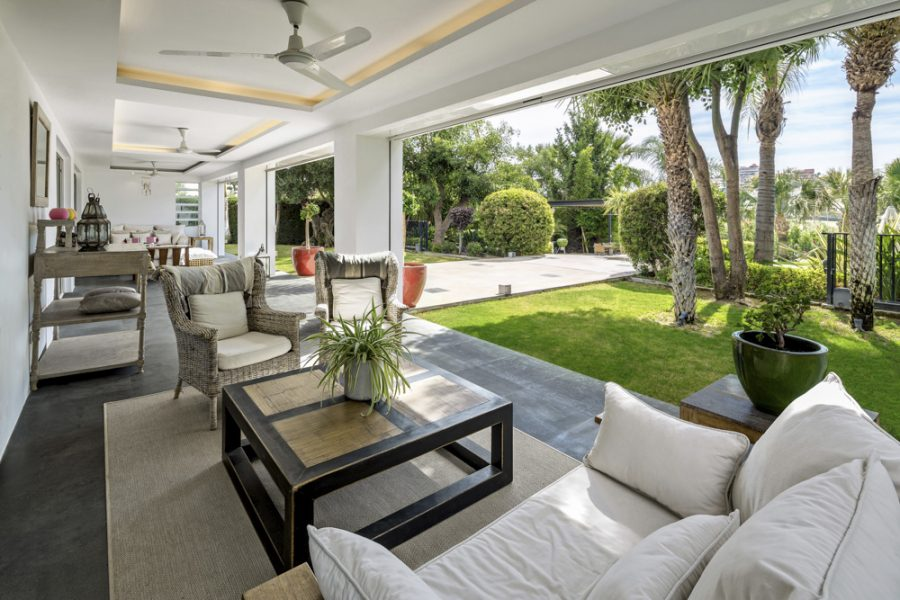 Marbella homes for sale golf