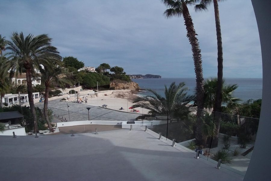 sea view villa for sale in Moraira Spain