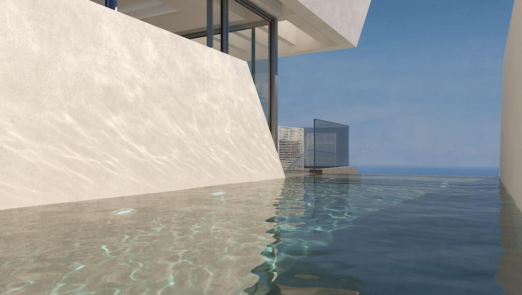 Altea: Luxury Sea view ultra-modern designer villa