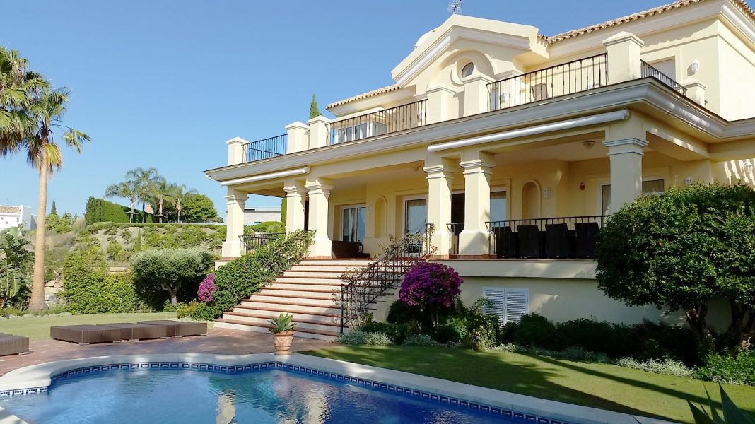 Luxury Spanish homes for sale