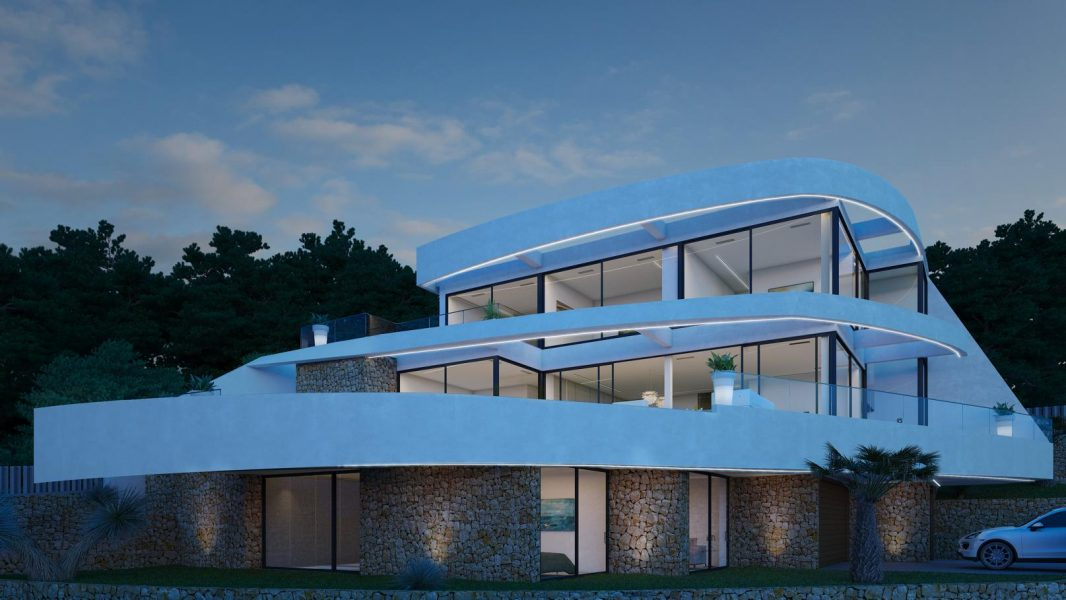 Luxury Altea Villa for sale