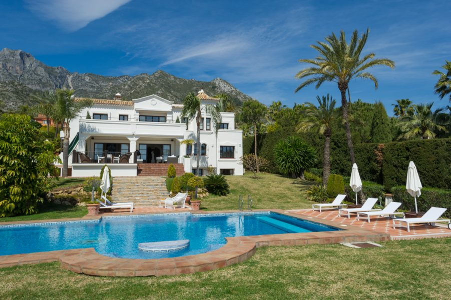 Marbella luxury villas for sale