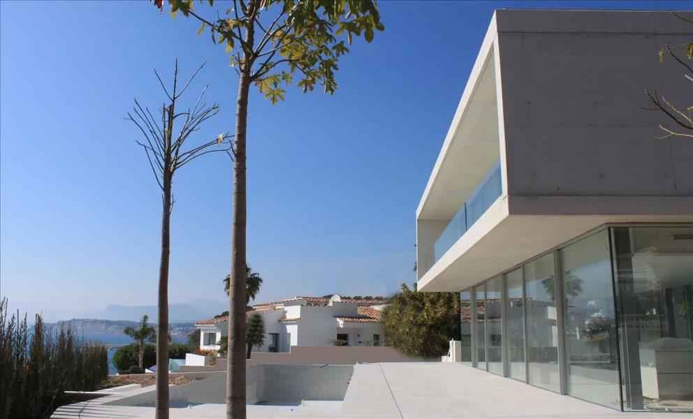 Moraira: Designer Sea view villa