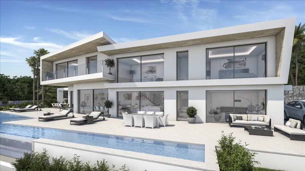 Luxury property for sale in Javea Spain
