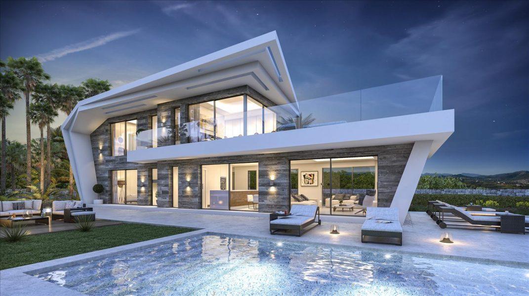 Jávea: Luxury Sea view villa Gaia