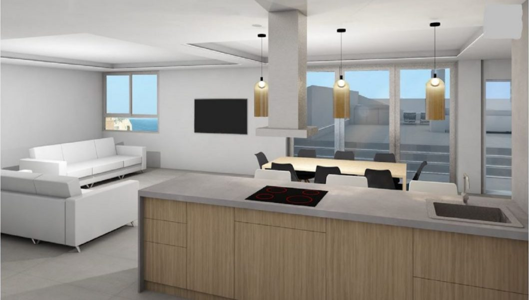 Altea: Front-line Penthouse – beautifully renovated