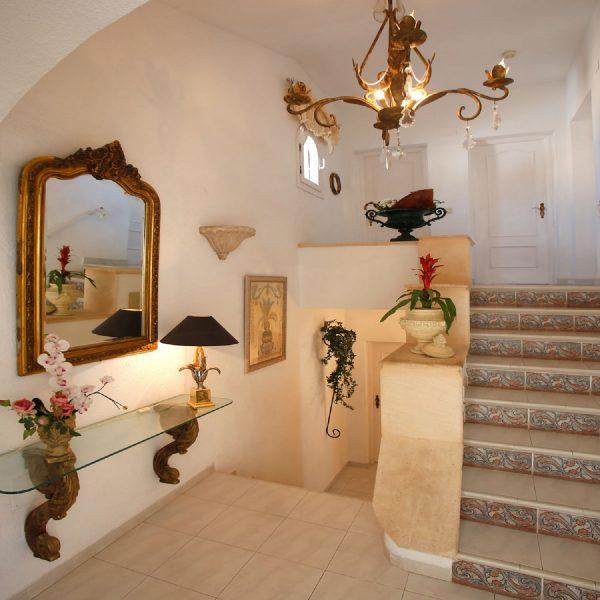 Moraira: Front-line Ibiza style Spanish Finca