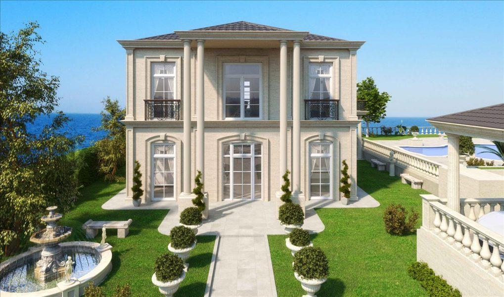 sea view villas for sale Moraira Spain
