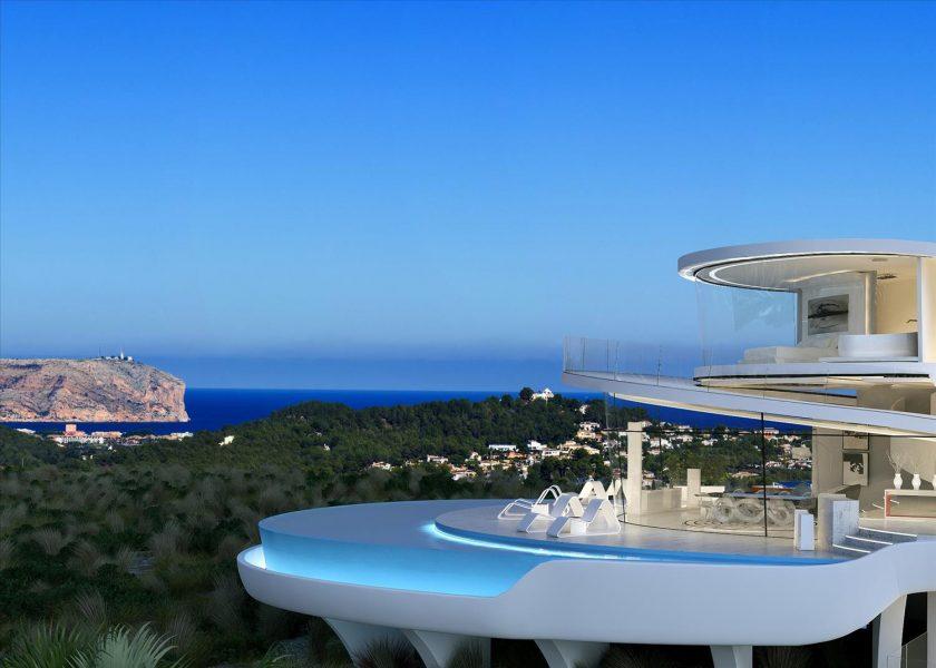 Jávea: Luxury Sea view villa Centauro
