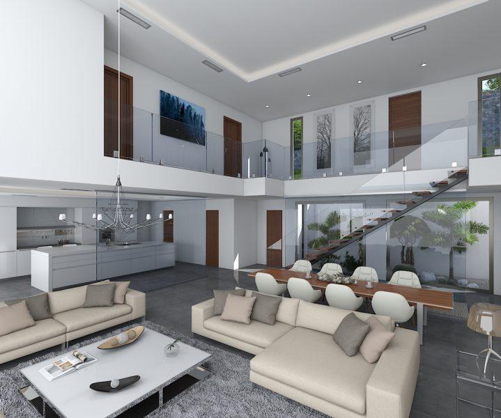 Luxury villas for in Javea Spain