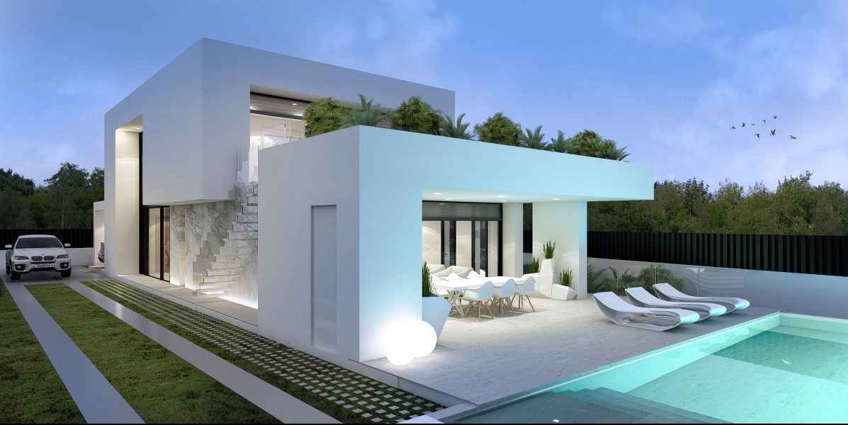Moraira: Luxury sea view villa