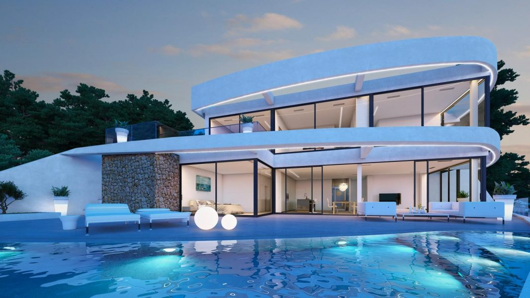 Luxury Altea Villas for sale