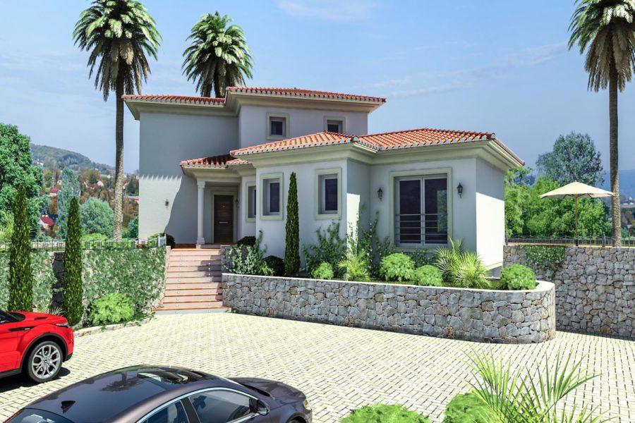 Luxury villa for sale in Denia