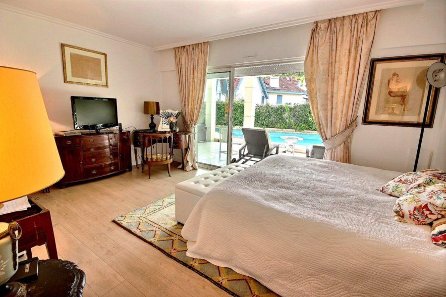 Lägenhet till salu i Cannes med privat swimmingpool