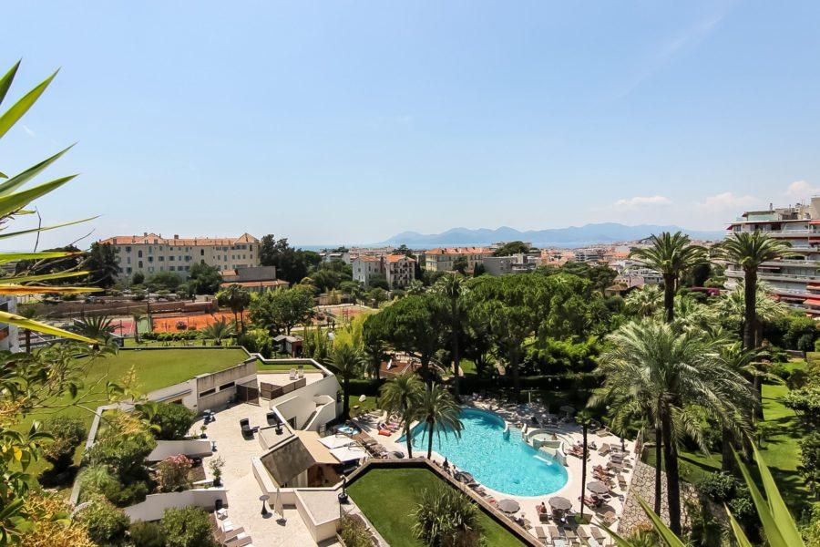 Blue-Square vend un 3-pièces à Cannes