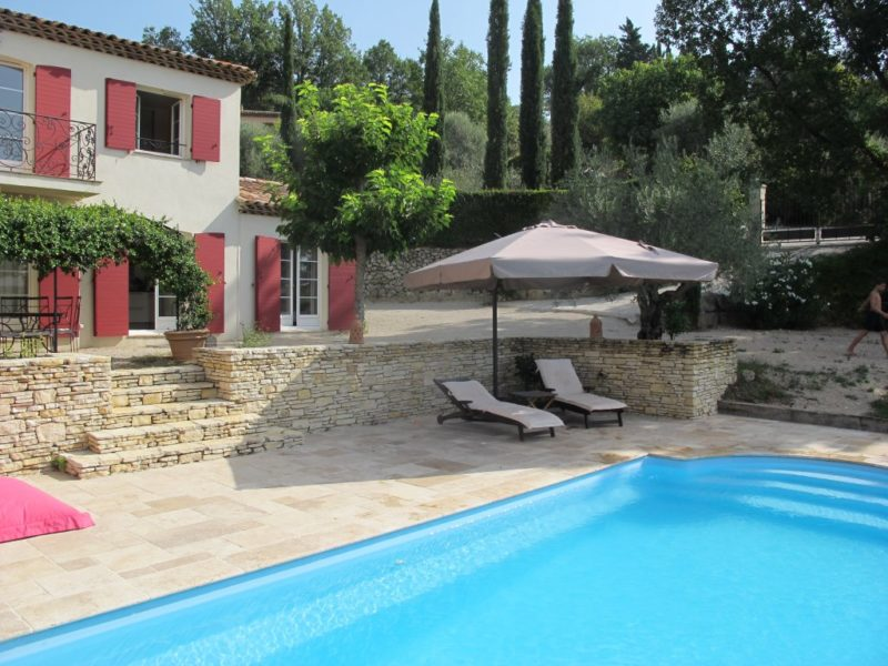 Charmig bastide med pool - Montauroux