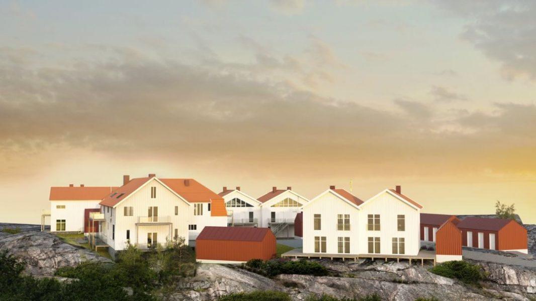 Nybyggda bostadsrätter på Kalvsund!