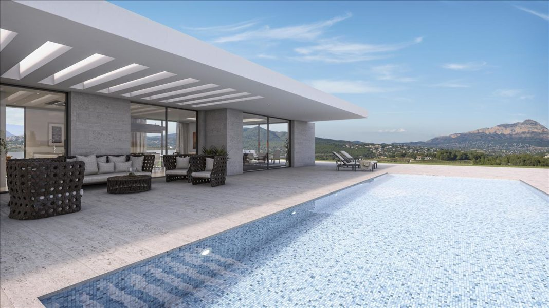 Javea villas by bluerock