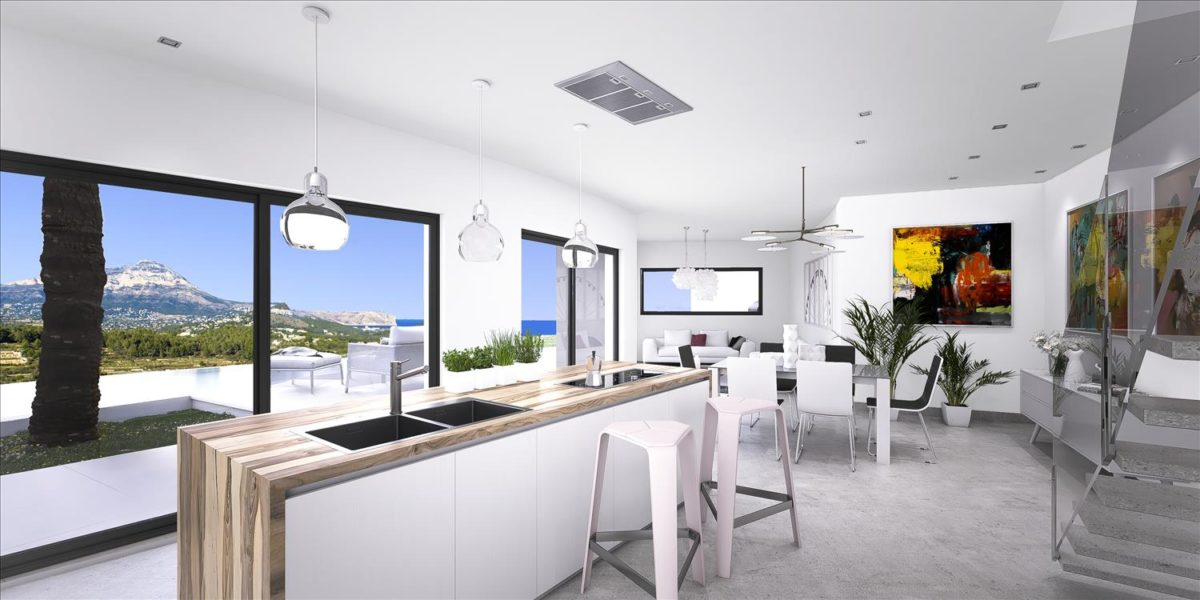 Altea Javea villas for sale