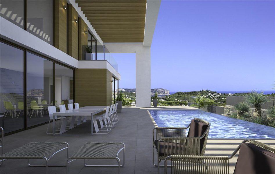 bluerock luxury constructor altea