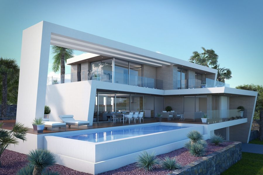 Javea villa for sale with sea view Spain