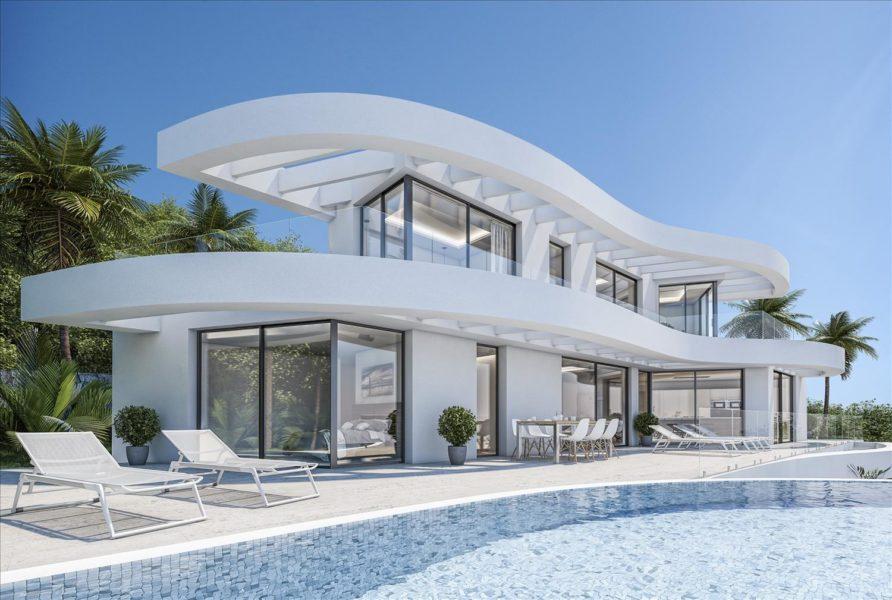 Luxury villas for sale in Javea Costa Blanca