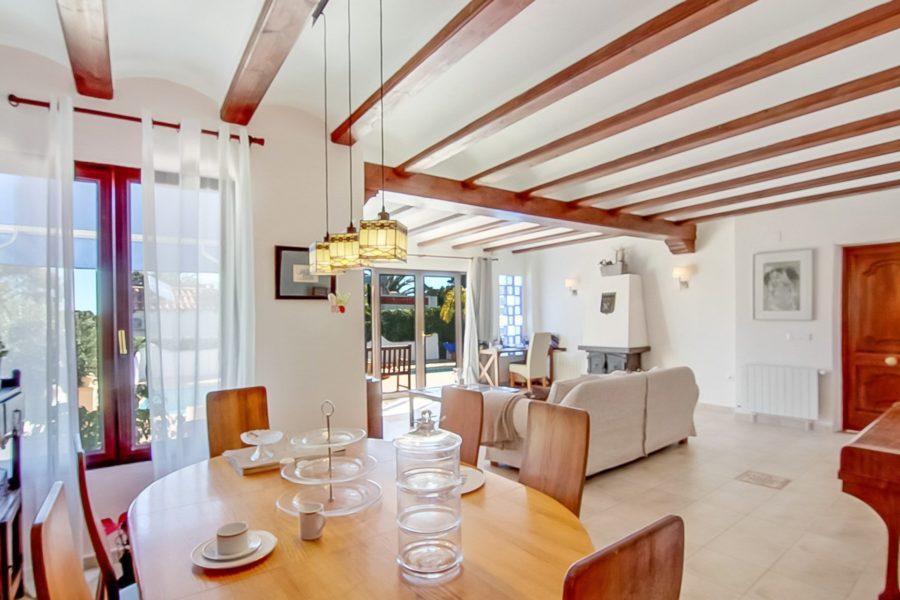 Detached villa for sale in Javea
