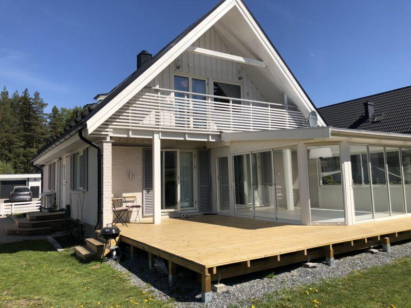 Stort och välplanerat hus som går att hyra i två år!