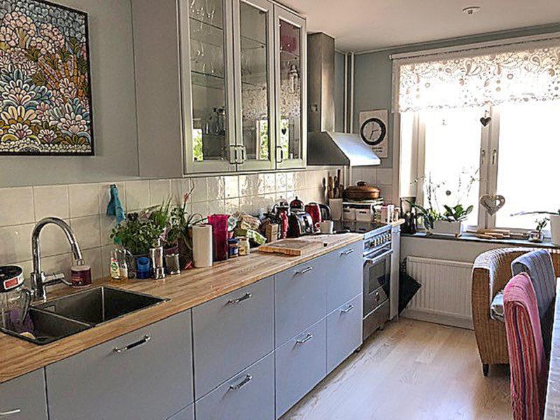 Villakänsla mitt på Södermalm